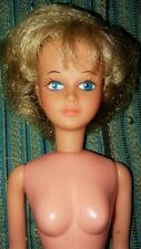 Rare poupée mannequin bella cathie tressy cathy vintage ancien french doll
