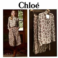 Chloe Dress Suit (skirt/blouse)  FR38/US6 kleid robe abito