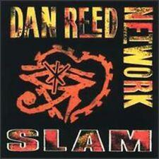 Dan reed Network-slam/polygram CD 1989