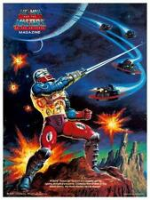 He-Man  POSTER #5  Masters of the Universe  *LARGE & AMAZING IMAGE*  He Man