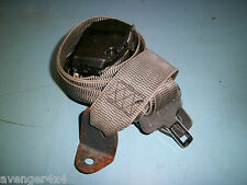 LAND ROVER DISCOVERY 200/300 TDI FRONT, PASSENGER SIDE SEAT BELT BTR2159LNF