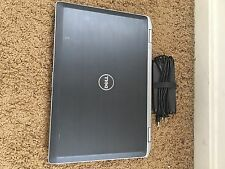 Dell Latitude E6520 Core i5 4GB Ram 320GB HD Win7 Pro