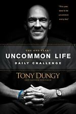Uncommon Life By Tony Dungy one Year Men's Devotional - Brand New