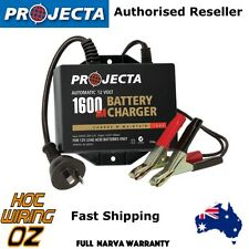 PROJECTA AC250B Automatic 12v 1600mA 2 Stage BATTERY CHARGER