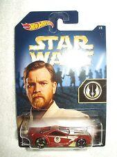 Figura De Acción Star Wars Hot Wheels vehículo coche lnfernal Obi Wan Kenobi Jedi