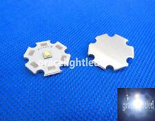 1pc Cree XLamp XPE2 XP-E2 R3 1W 3W Cool White 6000-6500K LED Light Lamp 20mm pcb