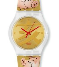 "SWATCH JELLY IN JELLY ""BE LUCKY"" (SUJK119) NEUWARE"