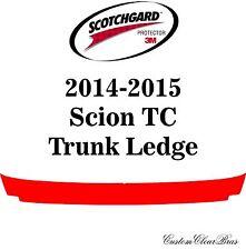 3M Scotchgard Paint Protection Film Clear Bra Pre-Cut Kits 2014 2015 Scion TC