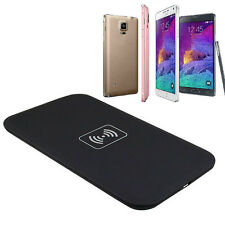 10W Fast Qi Wireless Ladegerät Charging Pad Lade for Samsung Galaxy Note 4 N9100