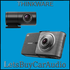 "THINKWARE X550 FRONT & REAR DASHCAM FULL HD, 2.7"" LCD, GPS, SPEED CAMERA, 32GB"