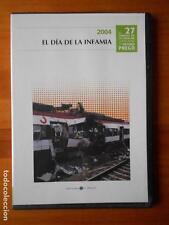DVD 2004 EL DIA DE LA INFAMIA - EL CAMINO DE LA LIBERTAD 27 - CAJA SLIM (O3)