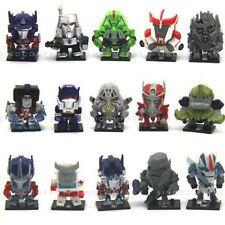 Free shiped Lot 15 Transformers 30th Anniversary Mini Figures G1 Collectible W64