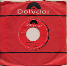 "John Mayall Don't Waste My Time UK 45 7"" single +Don't Pick A Flower"