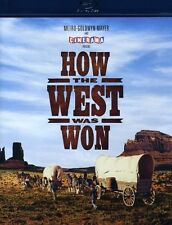 How the West Was Won [Special Edition Blu-ray Region A BLU-RAY/WS