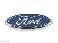 Genuine New FORD LIGHT BLUE EARLY BADGE Boot Emblem Mondeo Mk2 II 1996-00 & Puma