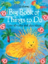 Big Book of Things to Do Combined Volume (What Shall I Do Today) Gibson, Ray Pa