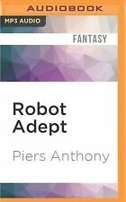 Apprentice Adept: Robot Adept 5 by Piers Anthony (2016, MP3 CD, Unabridged)