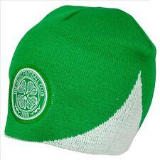 Celtic football club vague vert Officiel Beanie Hiver Chapeau