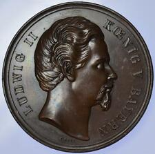 Germany - 1882 Bayern prize medal by J. Ries