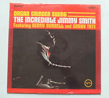 33 TOURS - JAZZ - INCREDIBLE JIMMY SMITH - ORGAN GRINDER SWING - VERVE VS-8628 *