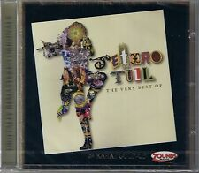 Jethro Tull The Very Best Of 24 Karat Zounds Gold CD Neu OVP Sealed