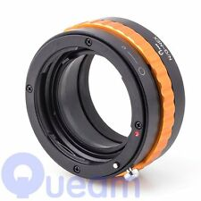 Pixco PRO Nikon F Mount G Lens to Sony E Mount Adapter NEX 5 6 7 5N 5R 3 5T 3