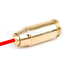 40 Bore Sighter Cartridge Red Laser Sight Boresighter S&w Smith Wesson Bullet