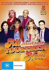 All Together Now : Series 4 (DVD, 2016, 5-Disc Set)