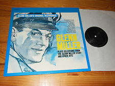 GLENN MILLER - PLAYS SELECTIONS FROM STORY / GERMANY-LP MINT-