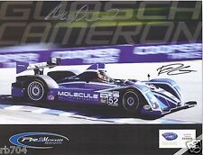 2013 ALMS Baltimore Grand Prix PR1  LMPC Hero Card  SIGNED