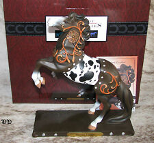 TRAIL OF PAINTED PONIES Western Leather Low 1E/0336~Romance of the American West