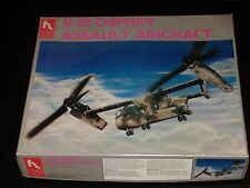 MAQUETTE - V-22 OSPREY ASSAULT AIRCRAFT - HOBBYCRAFT - 1/72- MODEL KIT- COMPLETE