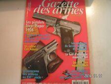 **b Gazettes des armes n°359  Fusil d'infanterie modèle 1754 / Système Gras 1874