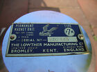 Lowther PM7A NIB NOS 1950'ties?