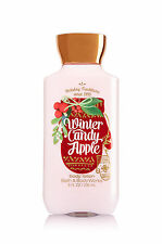 Bath & Body Works WINTER CANDY APPLE Lotion 8 oz  NEW!