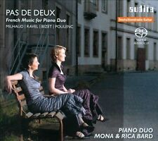 Pas De Deux: French Music for Piano Duo, New Music