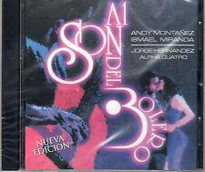 ANDY MONTANEZ Y ISMAEL MIRANDA - AL SON DEL BOLERO - CD