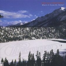 CHICAGO-CHRISTMAS: WHAT`S IT GONNA BE SANTA CD NEW