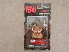 Mezco Cinema Of Fear Texas Chainsaw Massacre Leatherface Figure 3.75 Inches