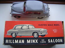 VICTORY INDUSTRIES HILLMAN MINX STUNNING ELECTRIC TOY CAR VINTAGE BATTERY 1/18