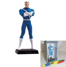 QUICKSILVER Lead METAL Figure 71 Marvel EAGLEMOSS Collection MINT BOX No Mag.