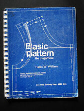 Vintage 1973 Basic Pattern the Magic Tool (Paperback)