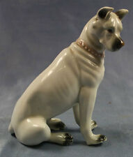 dogge porzellan figur great dane hundefigur hund Galluba Hofmann 1890