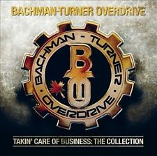 Takin' Care of Business: The Collection by Bachman-Turner Overdrive (CD,...