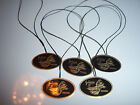 VINTAGE JULIANA HANG TAG JEWELRY LOT OF 5 TAGS