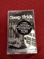 Original Cheap Trick self titled by  cheap Trick  records cassette SEALED