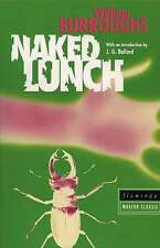 Naked Lunch (Harperperennial Classics), By William Burroughs,in Used but Accepta