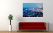 HUNGARY BUDAPEST NEW GIANT LARGE ART PRINT POSTER PICTURE WALL