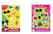 Mickey Mouse Cluhouse and Minnie Mouse Photo Booth Props 16 pc .