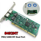 Intel 8492MT PRO/1000MT Dual Port Server PCI/PCI-X Adapter Network Card at